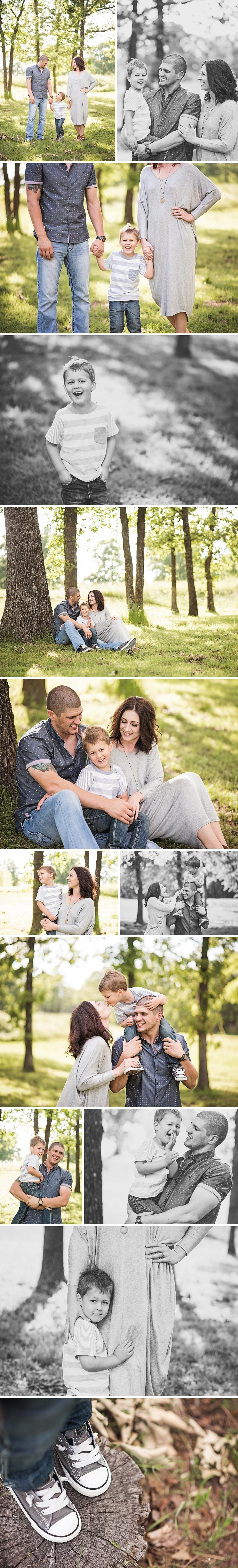 McKinney Family Photographer