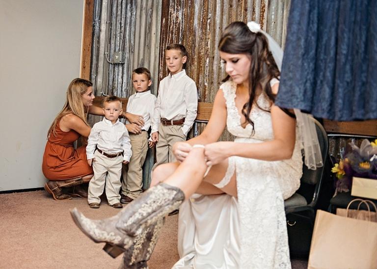 Rustic Dallas Country Wedding - Miranda Marrs Photography