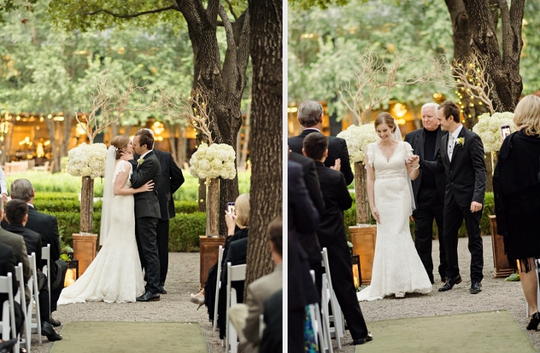 Downtown Dallas Wedding at Marie Gabrielle's - Miranda Marrs Photography