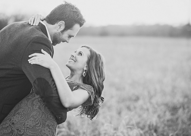 Texas Spring Engagement Portraits (Miranda Marrs Photography)