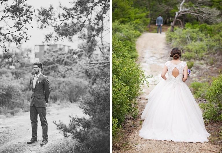 Destination Wedding in Cape San Blas, Florida