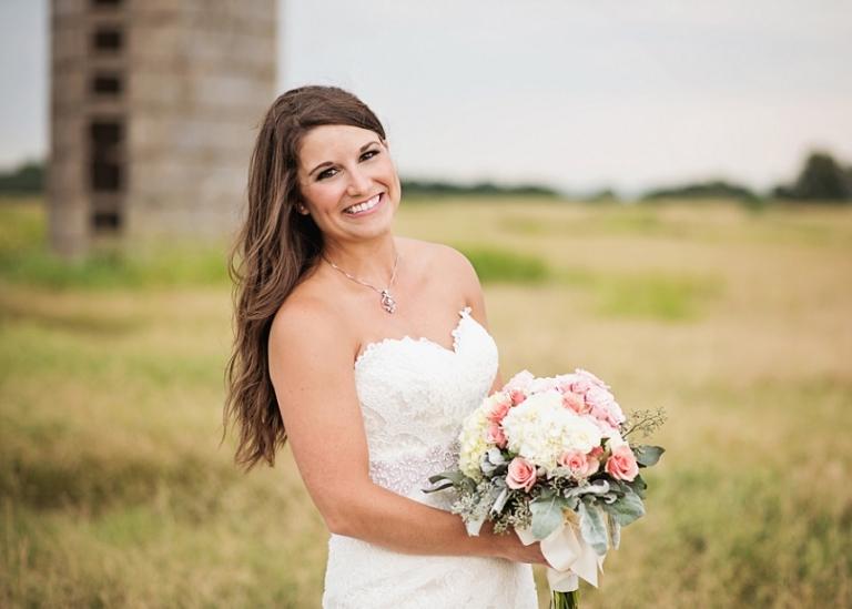 Classic Car Bridals in Denison, TX (Miranda Marrs Photography)