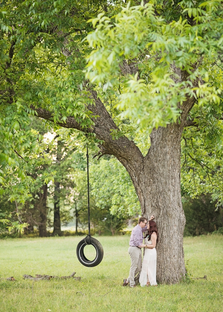 Sherman Engagement Photographer (Miranda Marrs Photography)