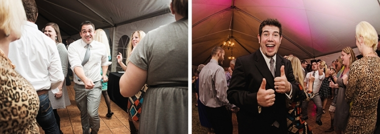 Fall Themed Tent Wedding (Lewisville TX Photographer)