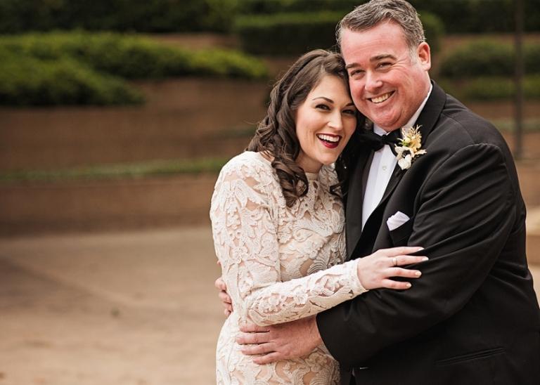 Fort Worth Wedding at Marty Leonard Chapel and T&P Station (Miranda Marrs Photography)