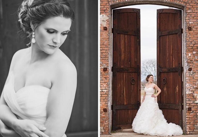 Cotton Mill Bridal Session (McKinney Wedding Photographer)