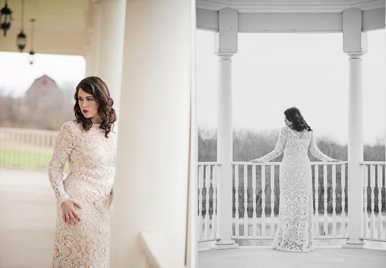 Bridal and Wedding at The Milestone (Miranda Marrs Photography)