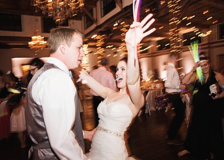 Wedding at McKinney Flour Mill (Miranda Marrs Photography)