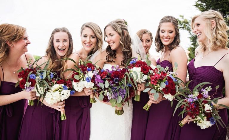 Bella Donna Chapel Wedding Ceremony in McKinney (Miranda Marrs Photography)