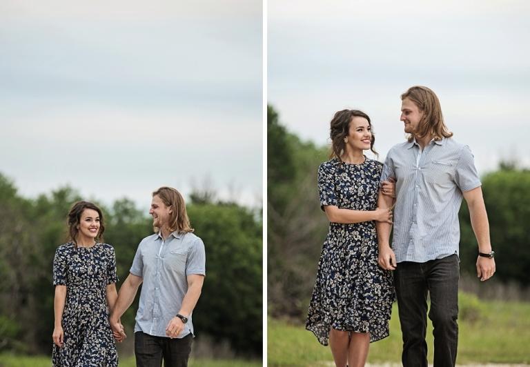 Argyle Engagement Session (Denton Wedding Photographer)