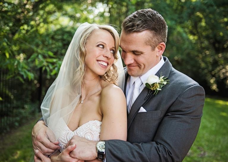 Wedding at Wildwood Inn in Denton TX