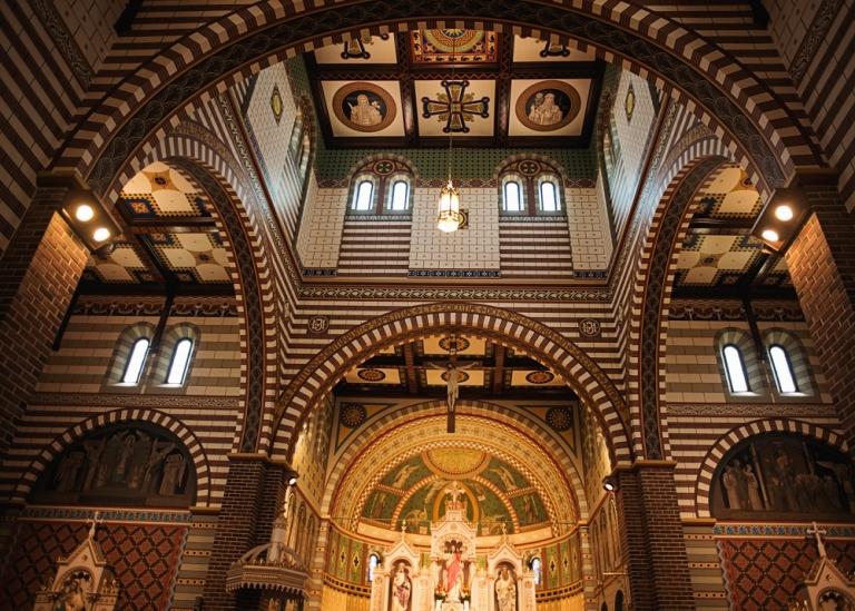 St Peter's Catholic Church Wedding