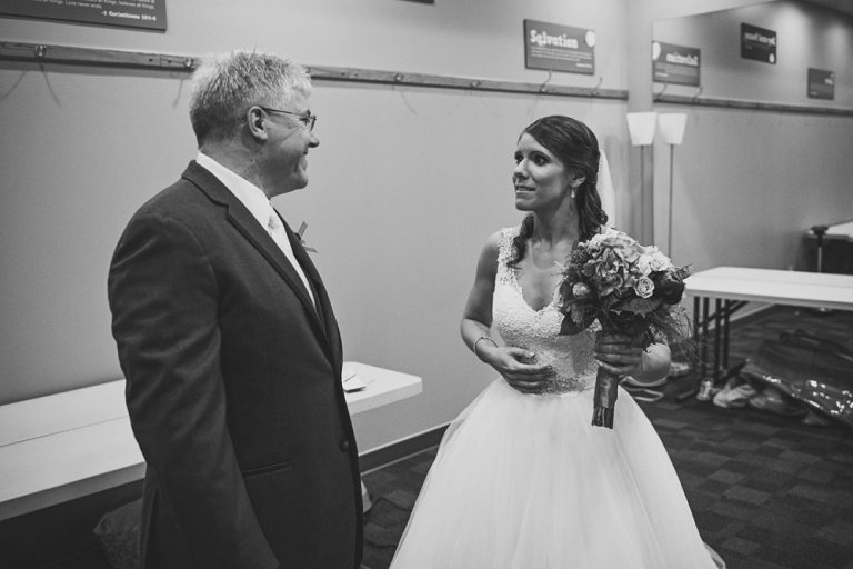 Dallas Wedding at The Village Church