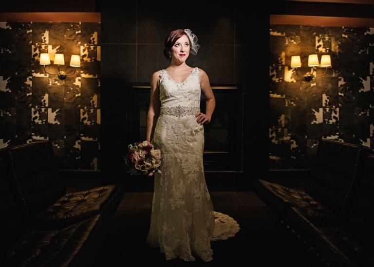Magnolia Hotel Bridal and Wedding Photos
