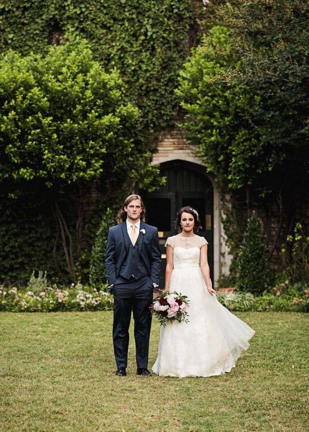 Meagan Brent Fort Worth Wedding At Marty Leonard Chapel Miranda Marrs Photography