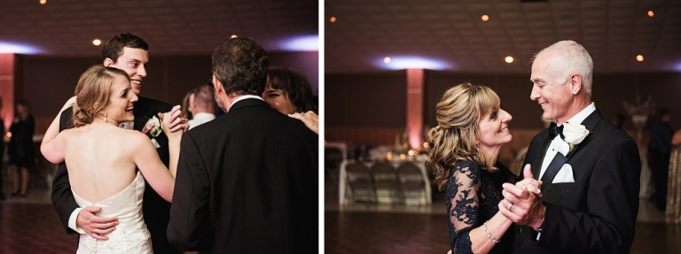 Glamorous North Texas Wedding with Confetti and Balloon Send Off