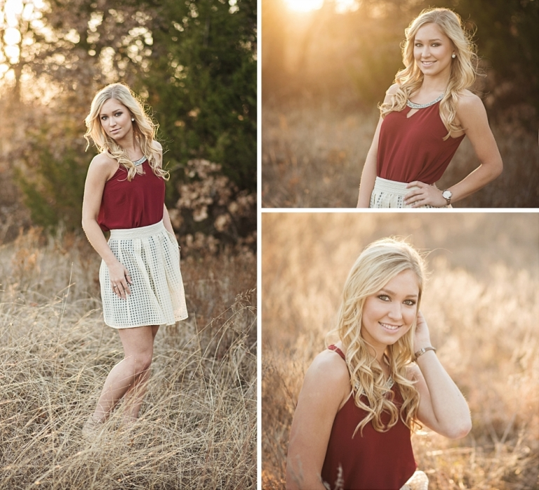 Denton Senior Photgrapher