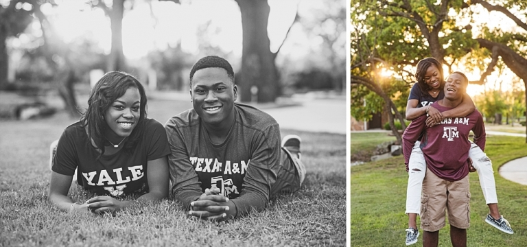 Coppell High School Senior Photographer