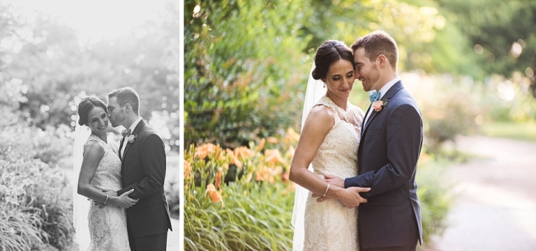 Dallas Arboretum Wedding at Rosine Hall