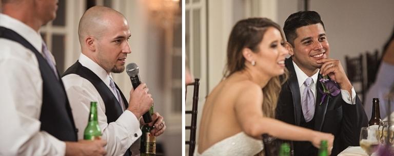 Wedding at The Milestone in Aubrey