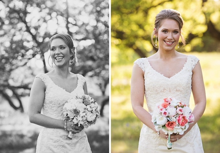Sherman Bridal Portraits Outdoor