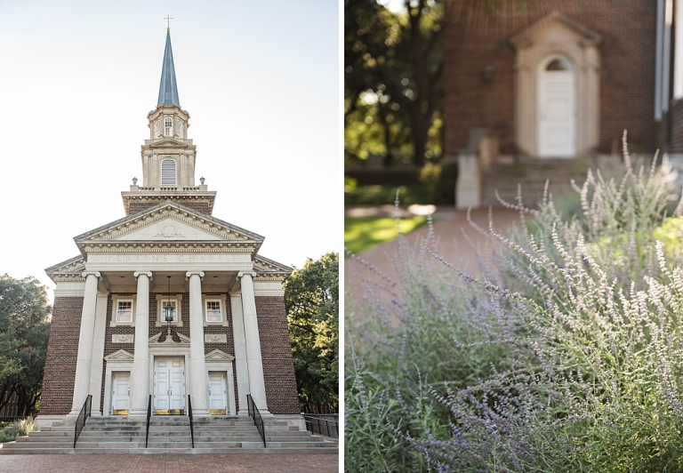 SMU Wedding at Perkins Chapel - Miranda Marrs Photography
