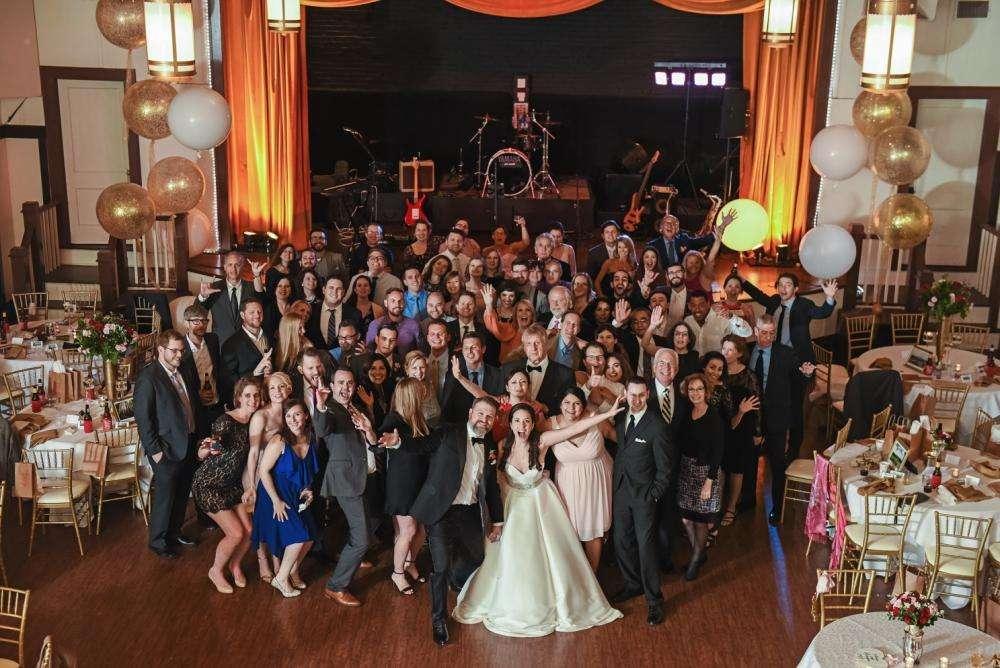 Fort Worth Chapel Wedding