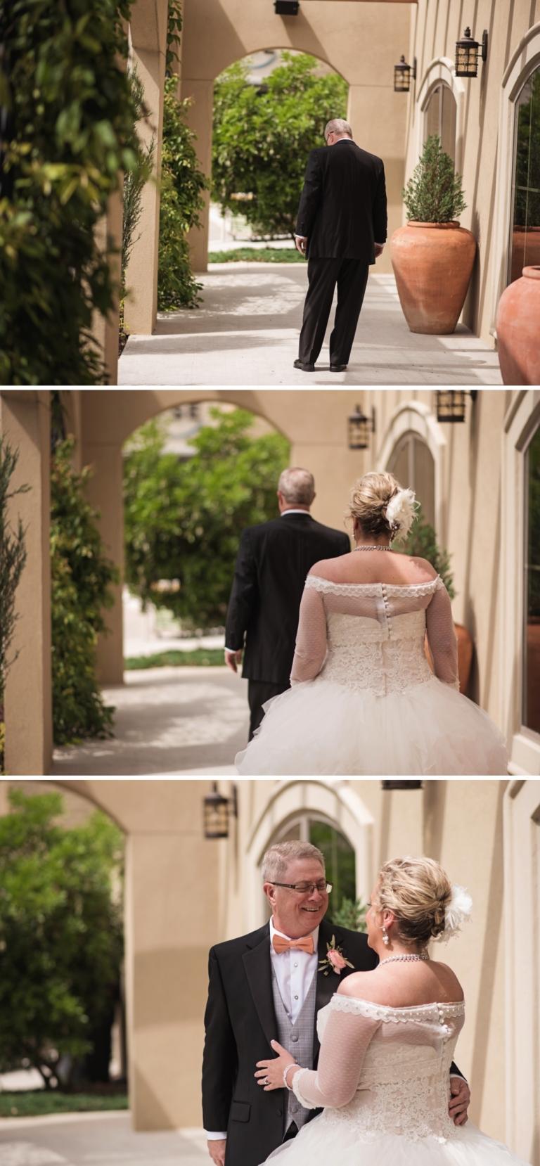 La Cava Wedding at Chapel at Ana Villa