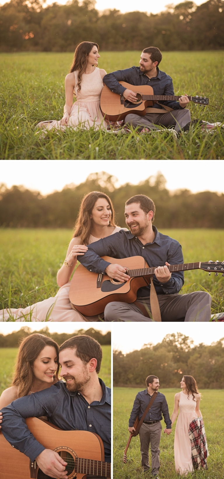 McKinney Engagement Pictures Photographer