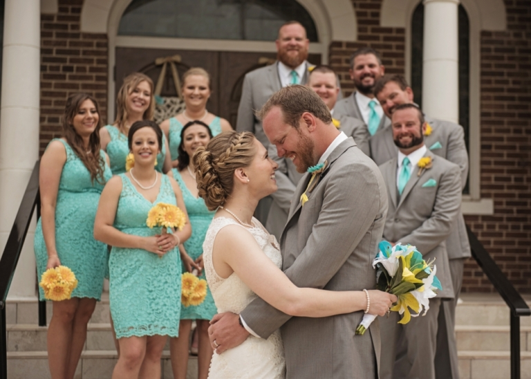 St. Mary Catholic Church Wedding
