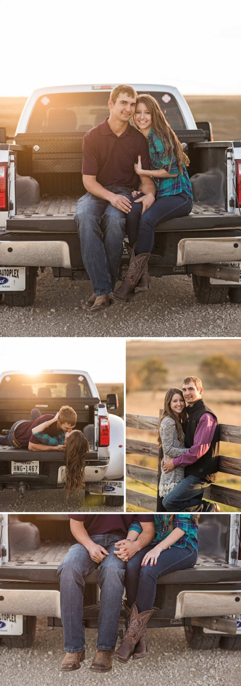 Muenster Texas Engagement Session