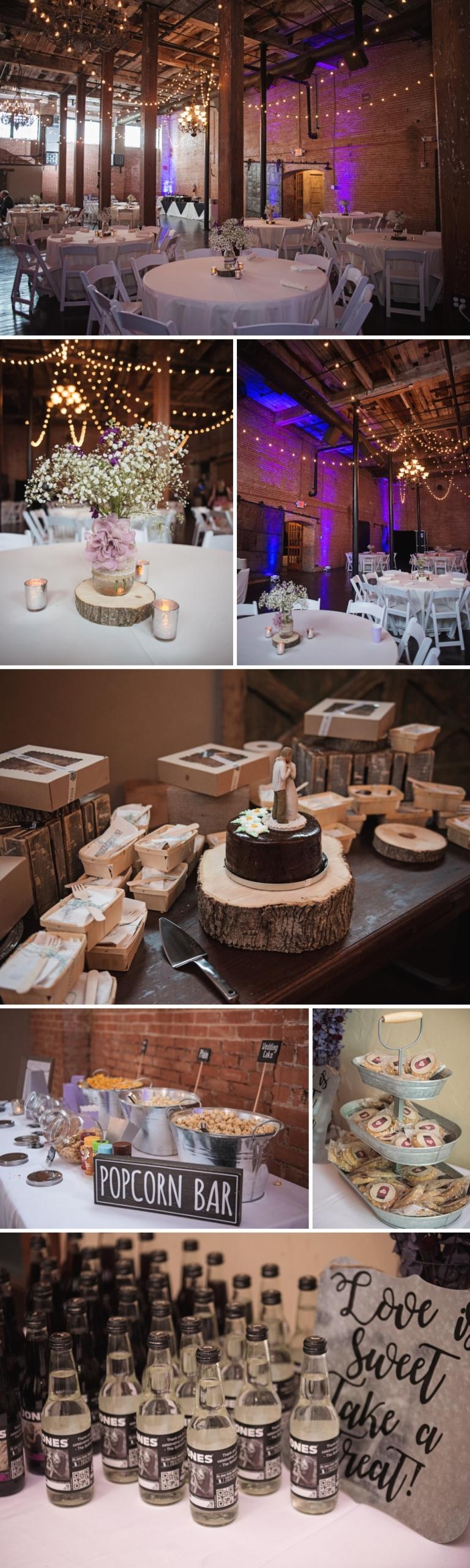 Mckinney Flour Mill Wedding Photographer