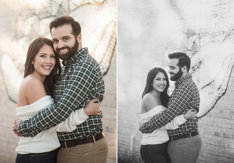 Engagement Session at Bishop Arts District in Dallas