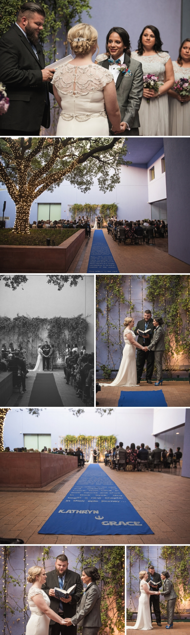 Same Sex Couple Wedding in Fort Worth Dallas