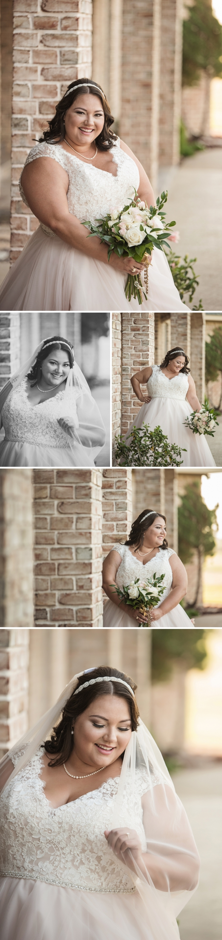 Bridal Session in Gainesville TX Sunset