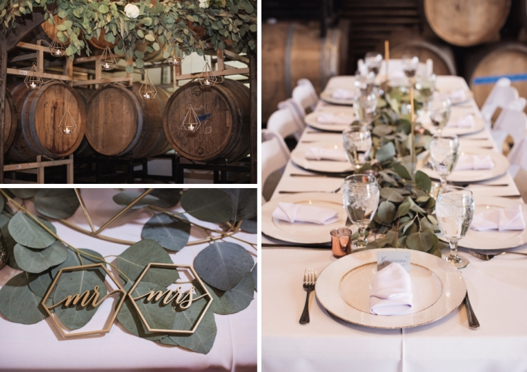 Texas Winery Wedding at 4R Vineyard and Winery