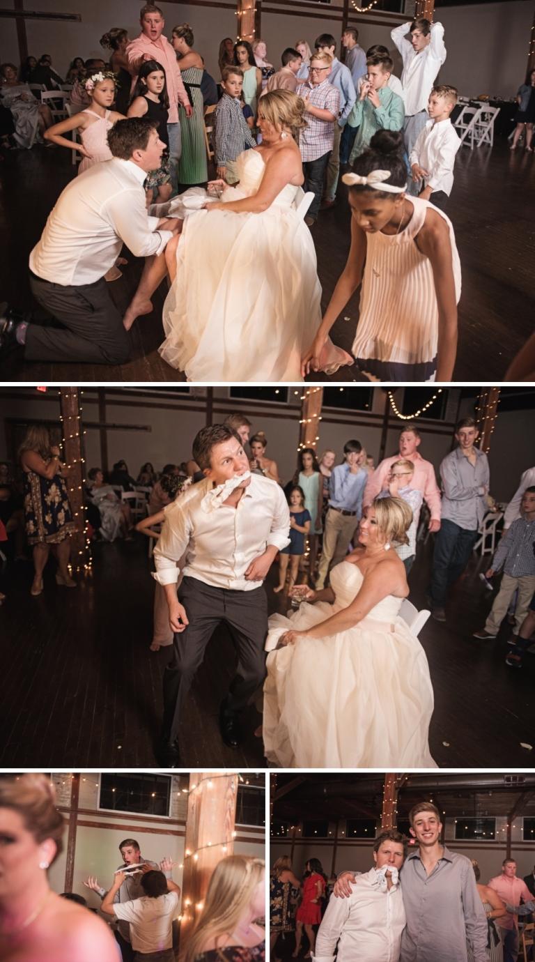 McKinney Flour Mill Wedding