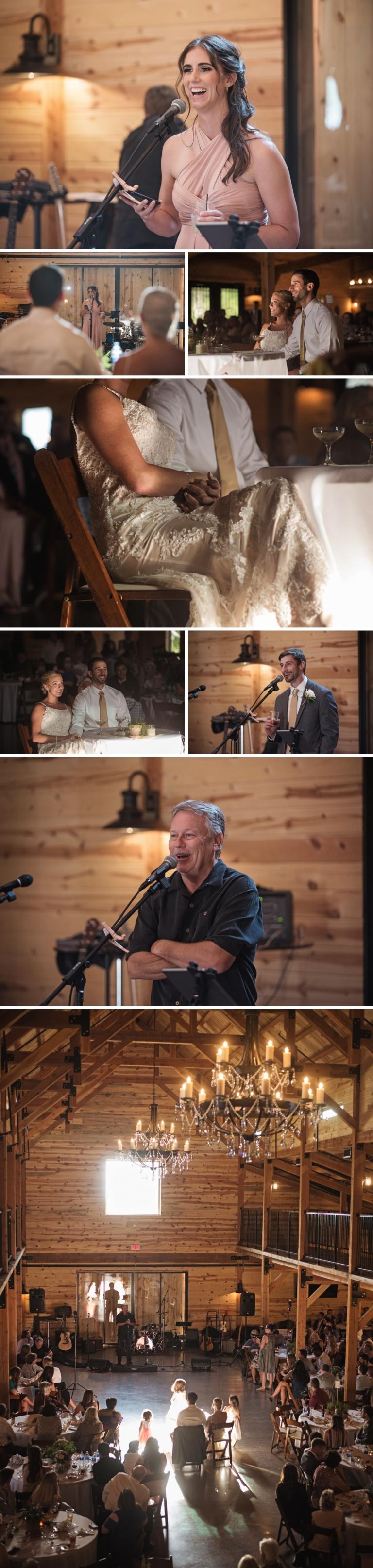 Wedding at Chapel Creek Ranch in Denton