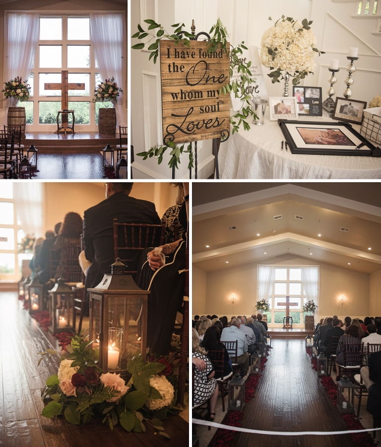 Denton TX Wedding at the Milestone