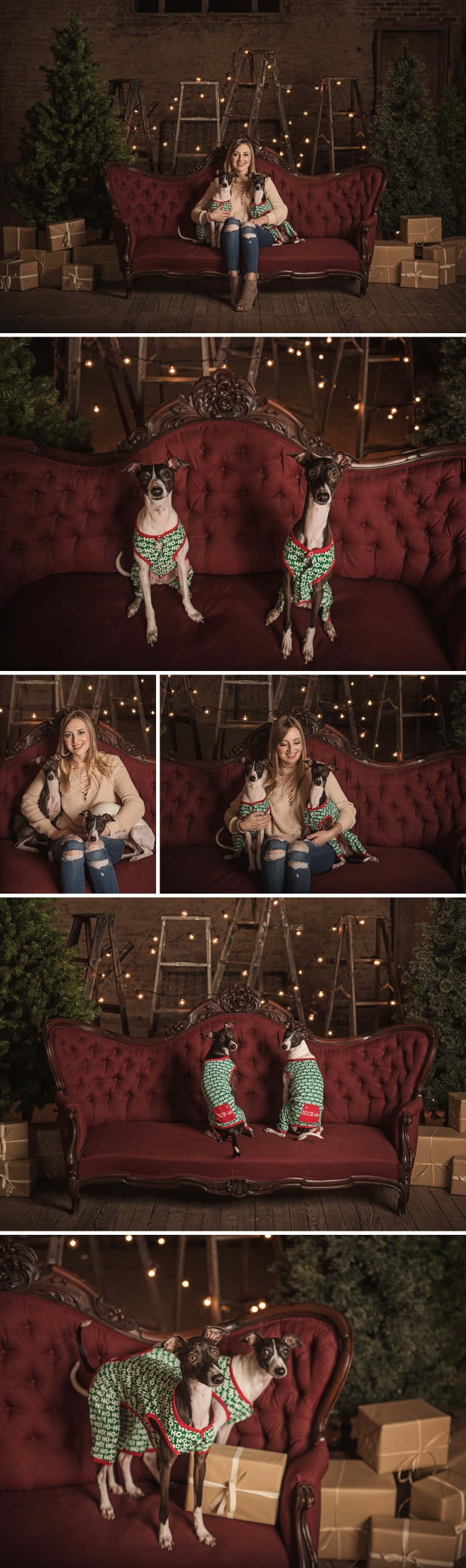 Dallas Christmas Mini Session Photographer