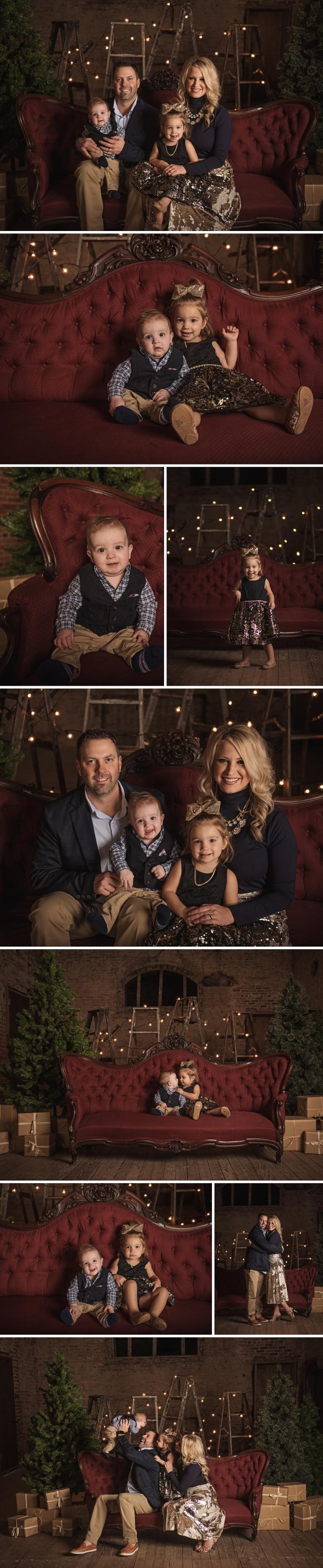 Dallas Christmas Mini Session Photographer