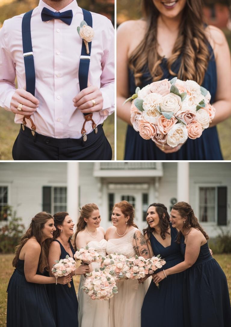 Same Sex Wedding at Dallas Heritage Village