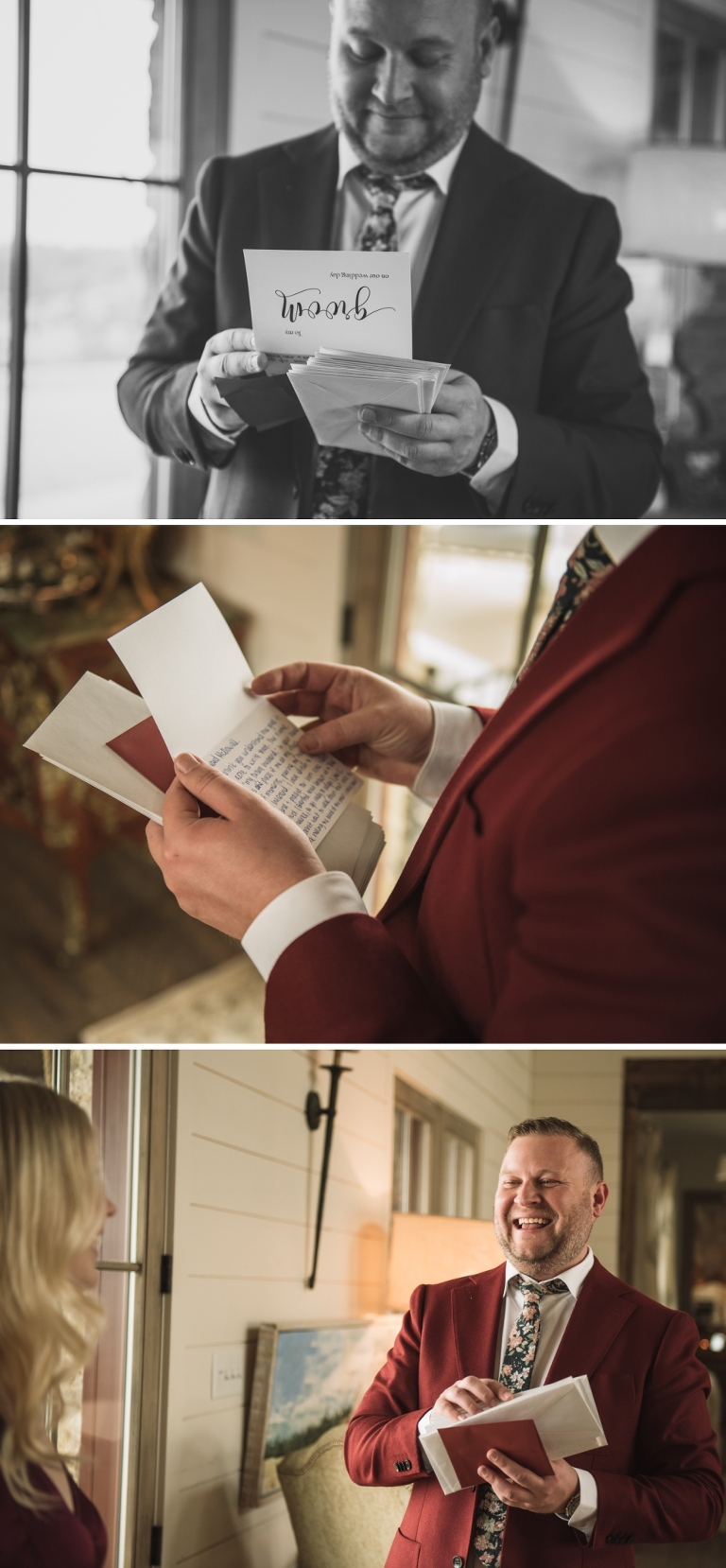 Boho Intimate Wedding in St. Jo, Texas
