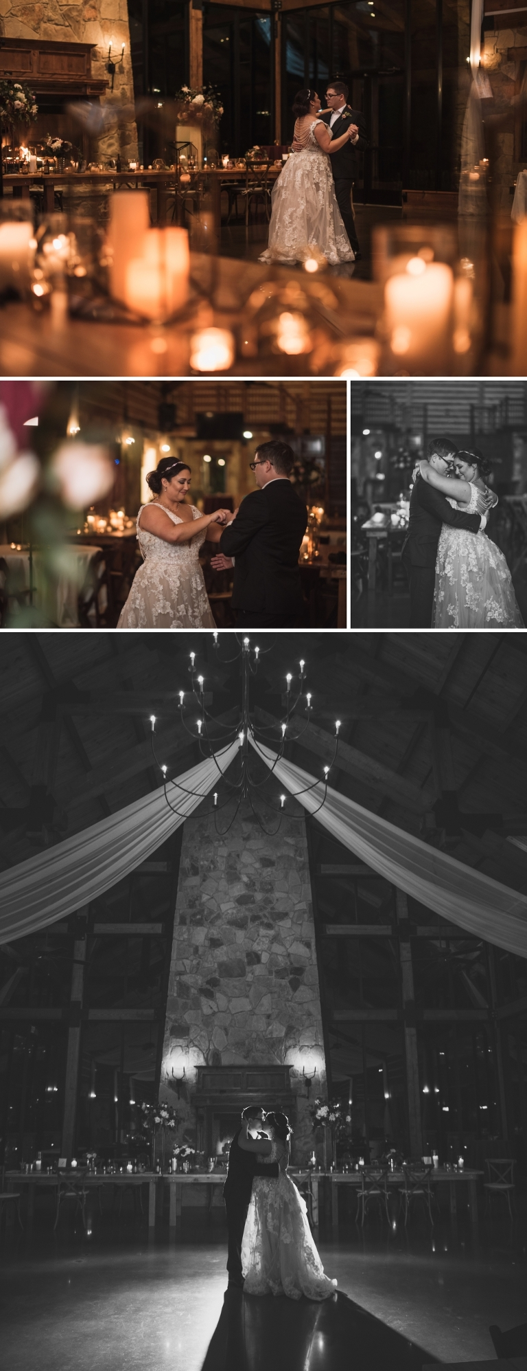 The Springs Denton Wedding with Personality
