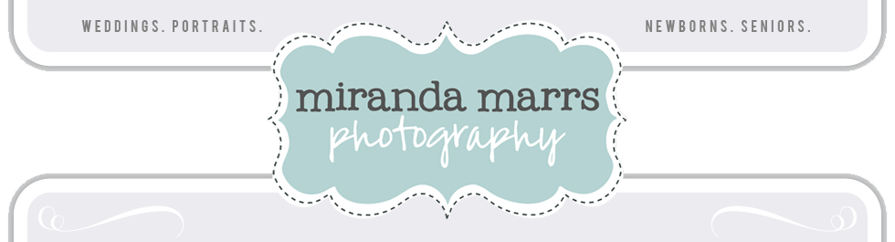 Miranda Marrs Photography logo